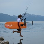 kitefoiling